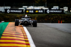 93 SAUCY Gregoire (che), ART Grand Prix, Formula Renault Eurocup, action during the 7th round of the 2020 Formula Renault Eurocup from October 22 to 23, 2020 on the Circuit de Spa-Francorchamps, in Stavelot, Belgium - Photo Thomas Fenetre / DPPI