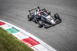 93 Saucy Grégoire (che), ART Grand Prix, Formula Renault Eurocup, action during the 1st round of the 2020 Formula Renault Eurocup on the Autodromo Nazionale di Monza, from July 9 to 11, 2020, in Monza, Italy - Photo Gregory Lenormand / DPPI